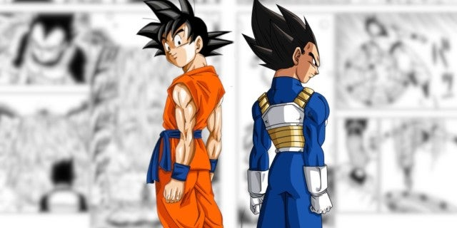 Dragon Ball Super Goku Vegeta New Angel Destroyer Costume Outfits Manga 71 Spoilers