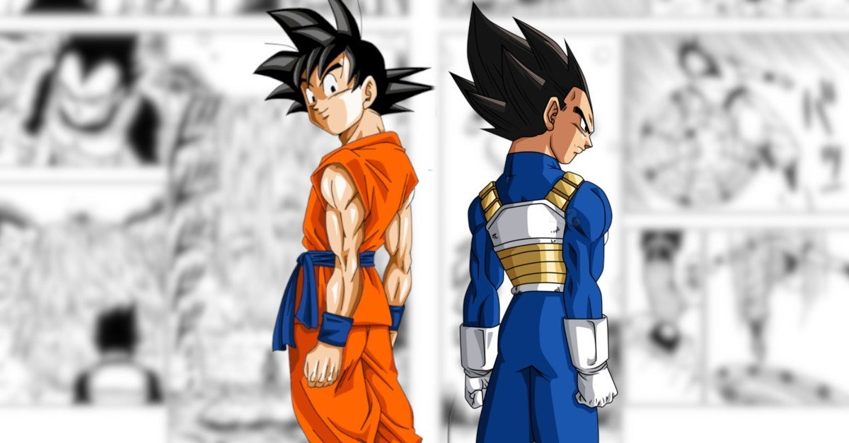 Dragon Ball Super Goku Vegeta New Angel Destroyer Costume Outfits Manga 71 Spoilers