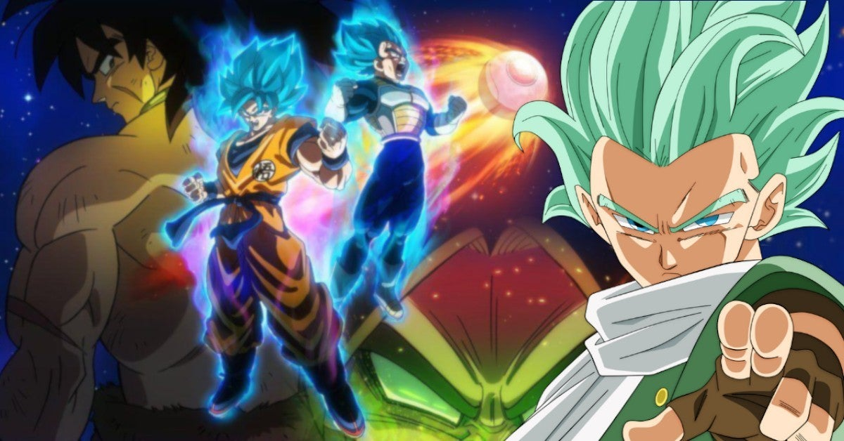 Dragon Ball Super Graonalh Arc Broly Return Theory