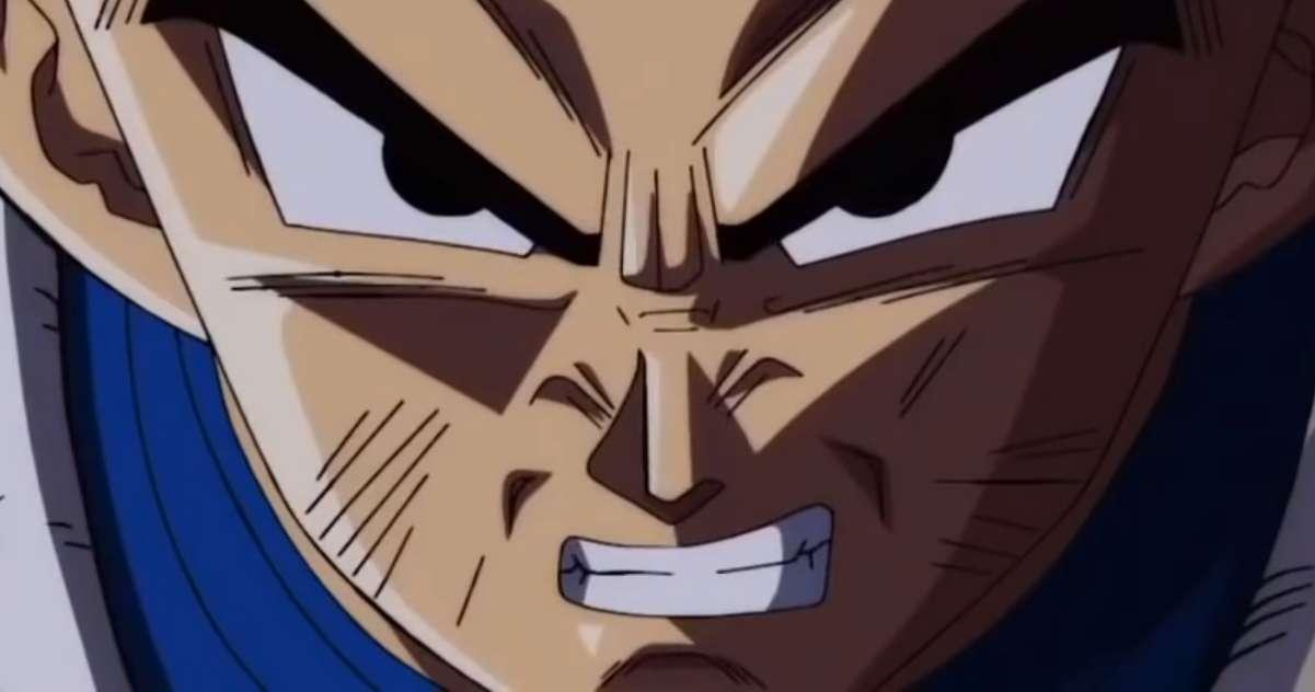 Dragon Ball Vegeta
