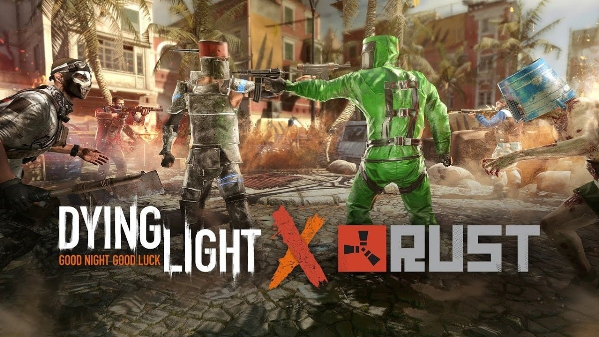 Dying Light Rust Event