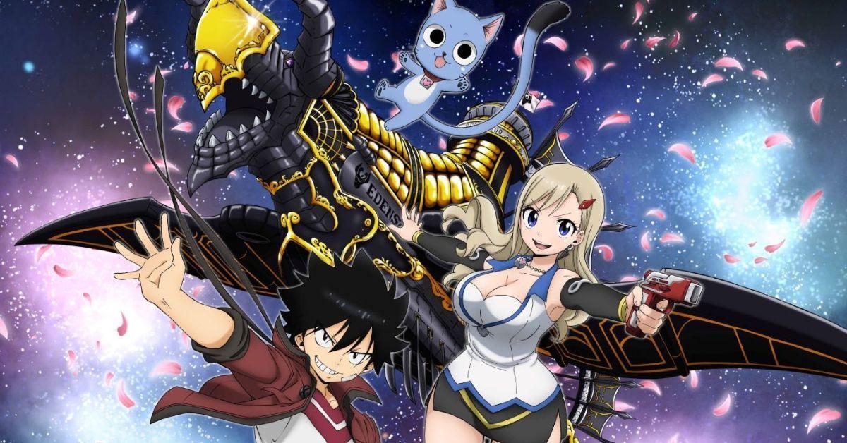 Edens Zero 2021 Anime