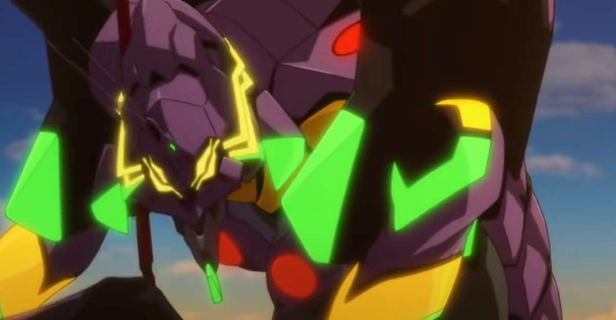 Evangelion Thrice Upon A Time