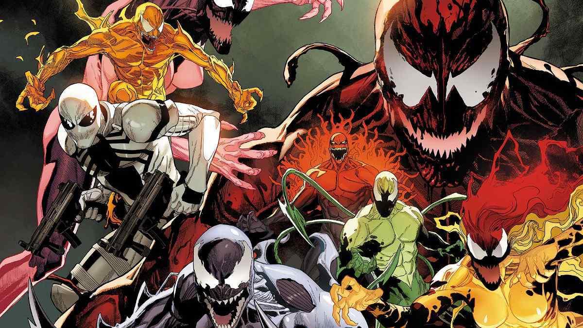 Extreme Carnage Marvel