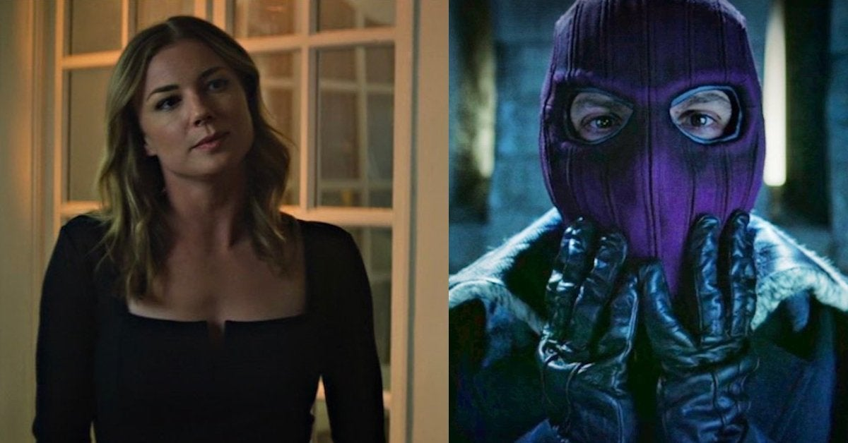 Falcon and Winter Soldier Episode 3 Zemo Sharon Carter Reactions Spoilers