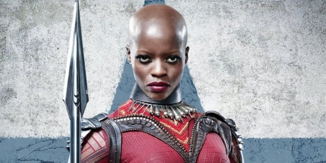 Falcon and Winter Soldier Episode 4 Ayo Florence Kasumba