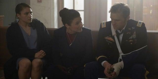 Falcon and Winter Soldier Julia Louis Dreyfus Valentina
