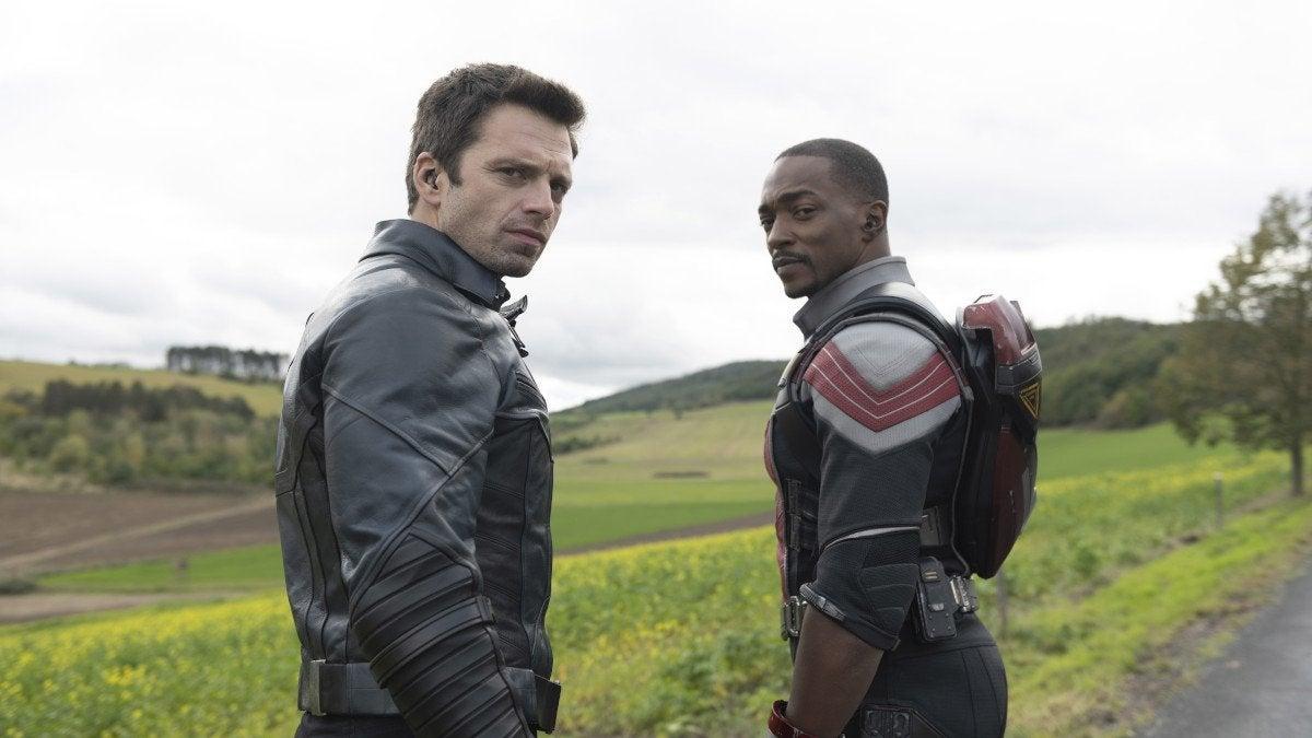Falcon and Winter Soldier major cameo