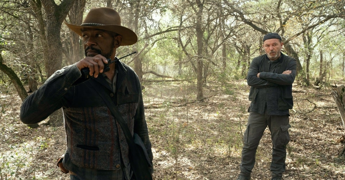 Fear the Walking Dead 610 Handle With Care