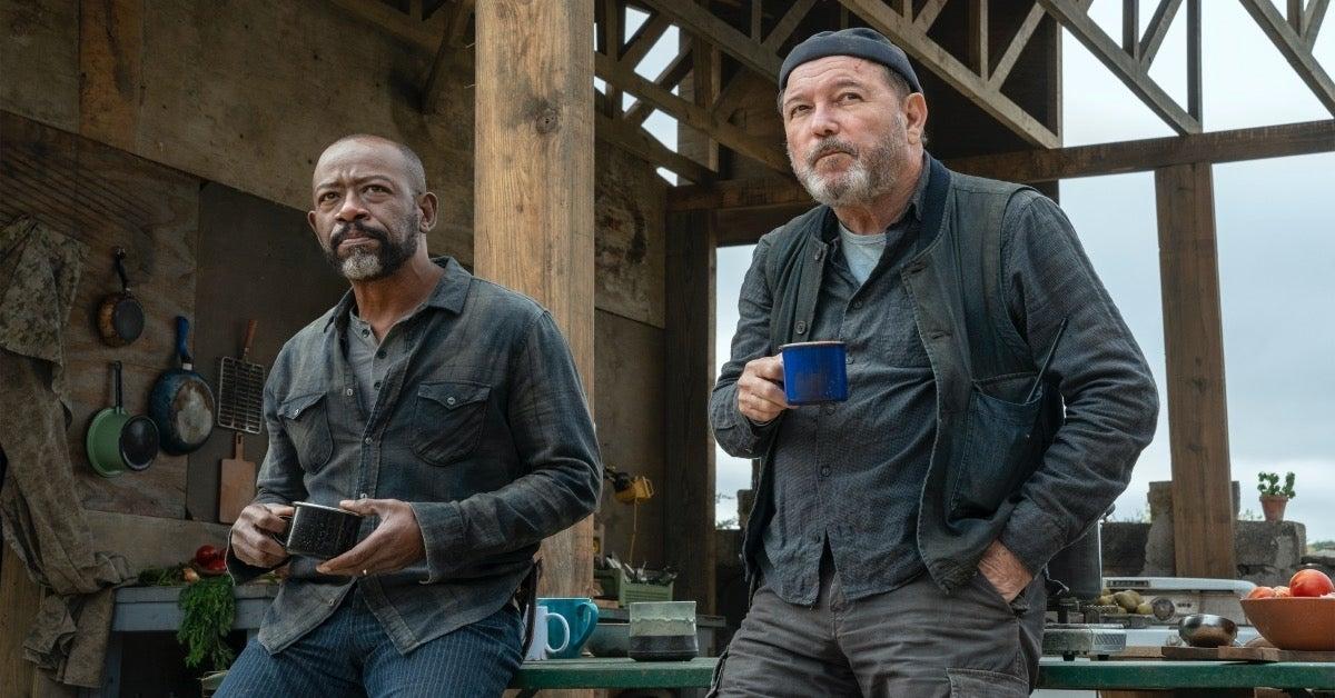Fear the Walking Dead 610 Handle With Care Morgan Jones Daniel Salazar