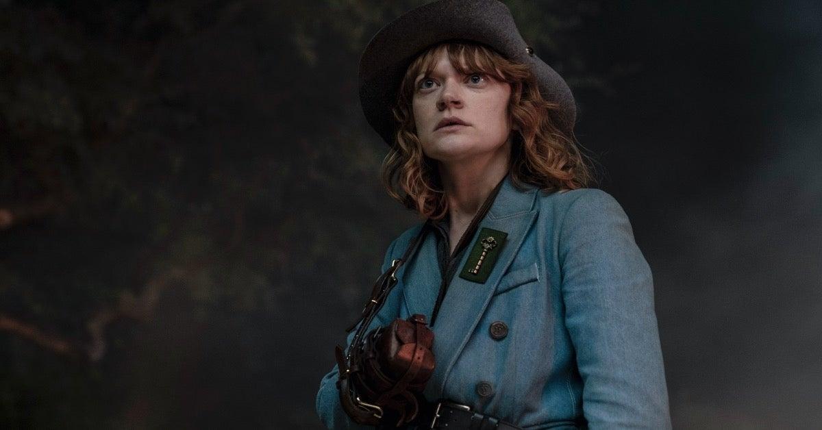 Fear the Walking Dead Colby Minifie Ginny