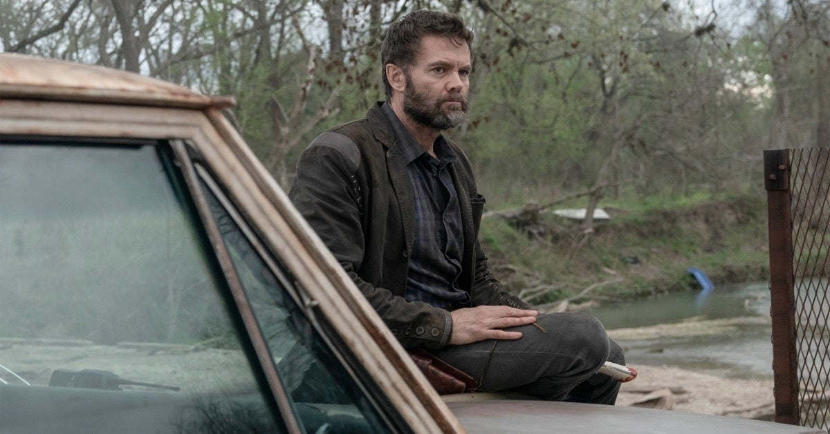 Fear the Walking Dead John Dorie Garret Dillahunt The Door