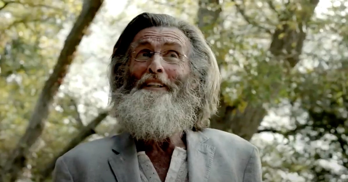 Fear the Walking Dead John Glover Teddy