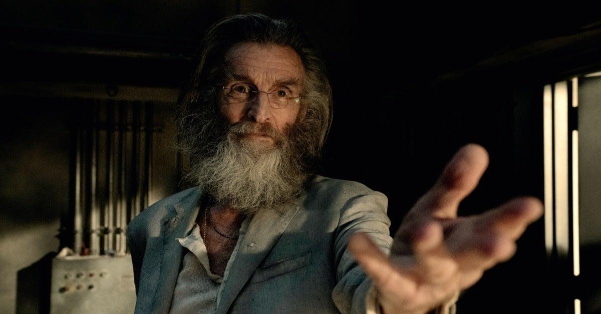 Fear the Walking Dead John Glover Teddy