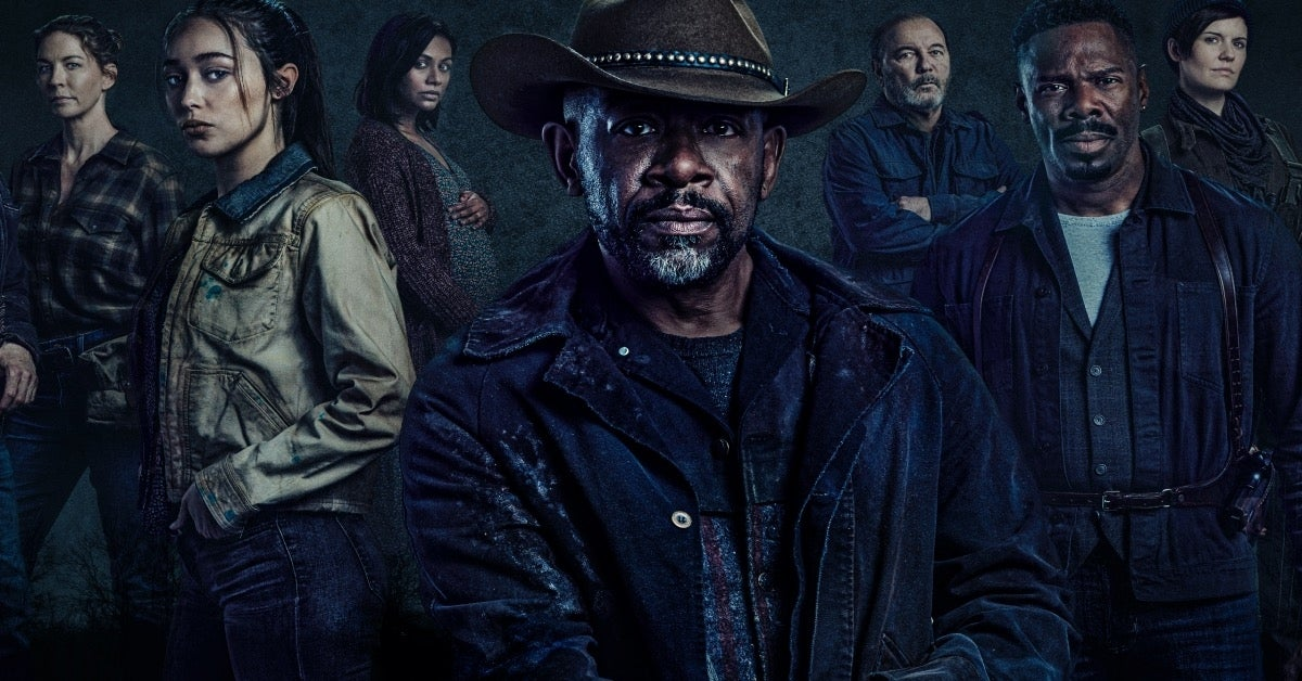 Fear the Walking Dead Season 6 cast