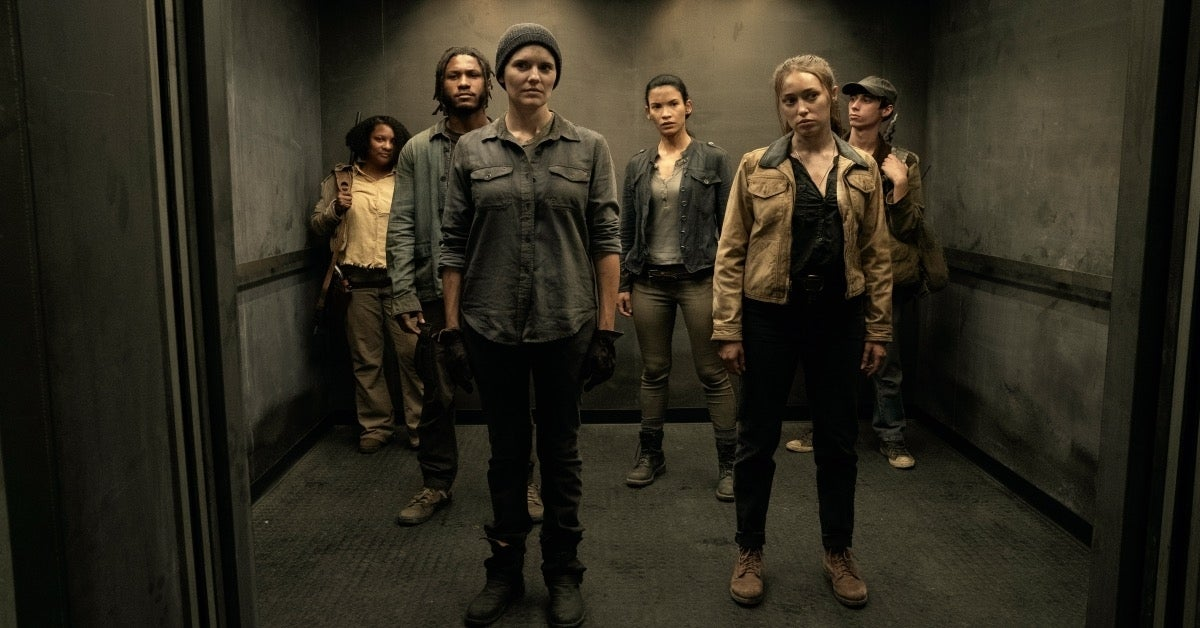 Fear the Walking Dead The Holding 611