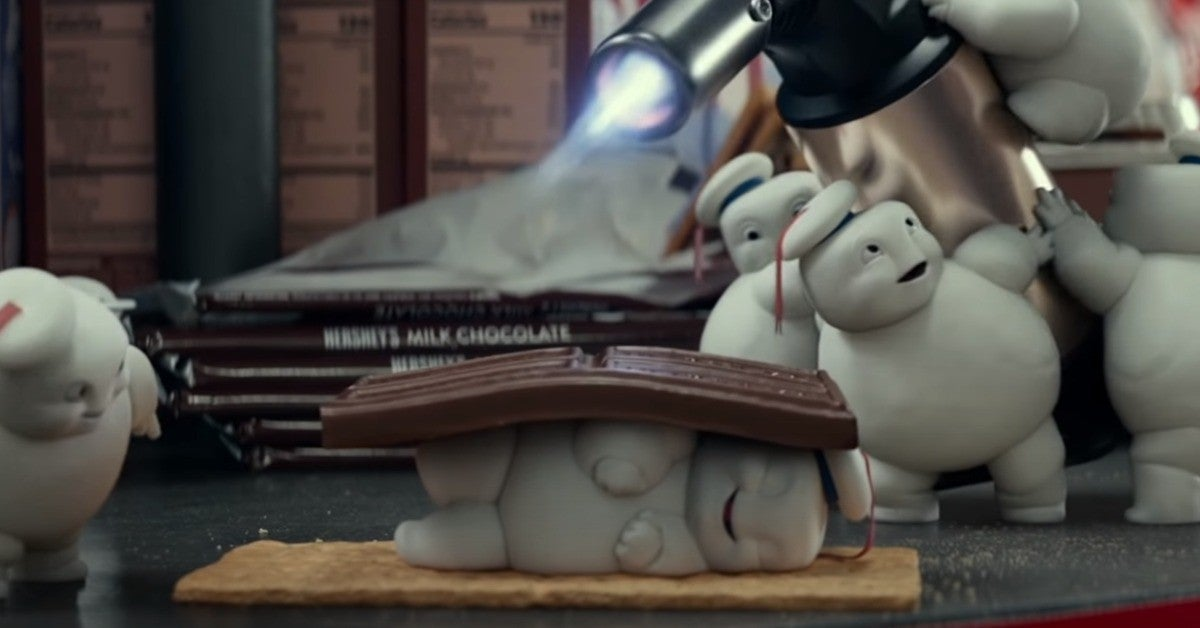 ghostbusters mini-puft toy
