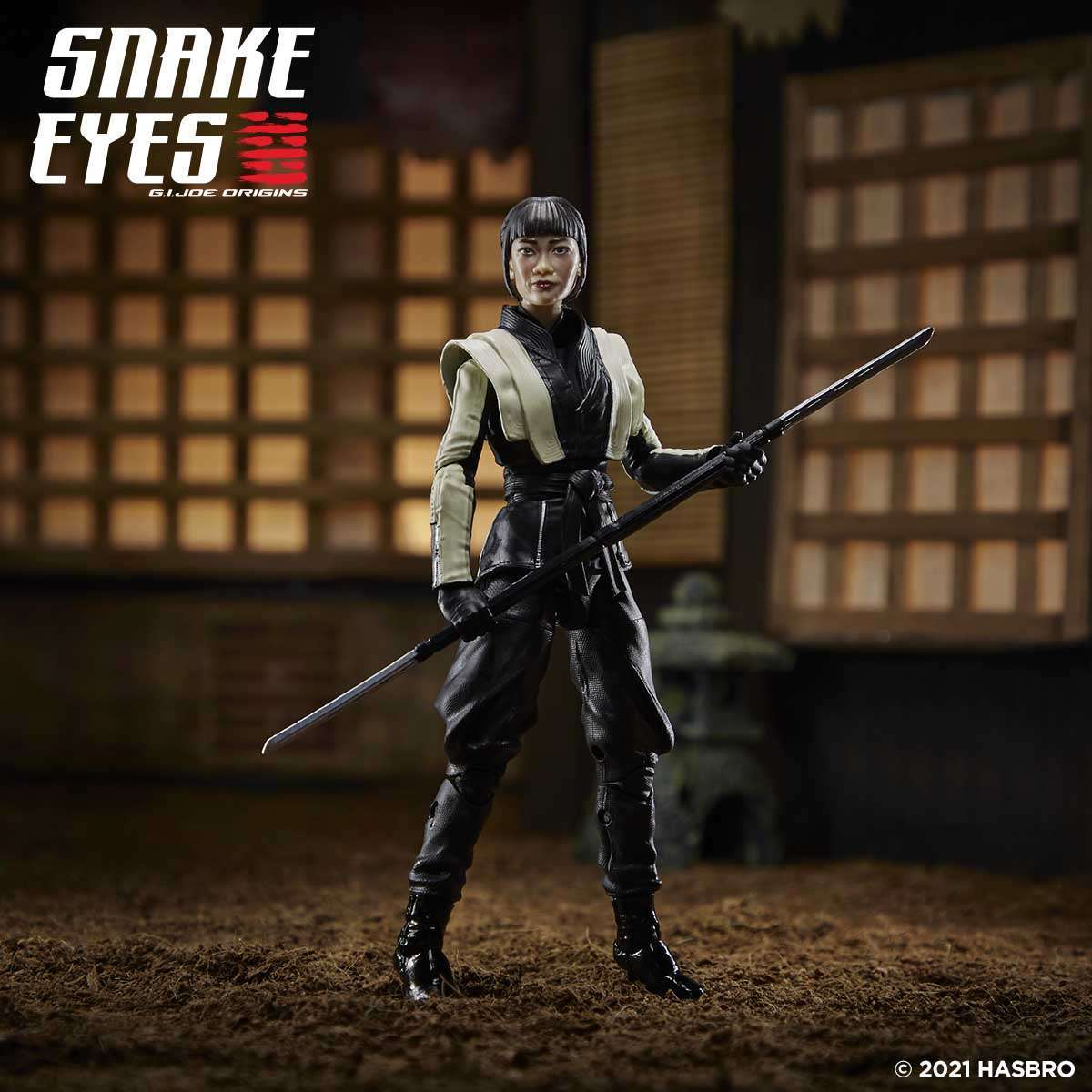 GIJ CS Snake Eyes Akiko 1