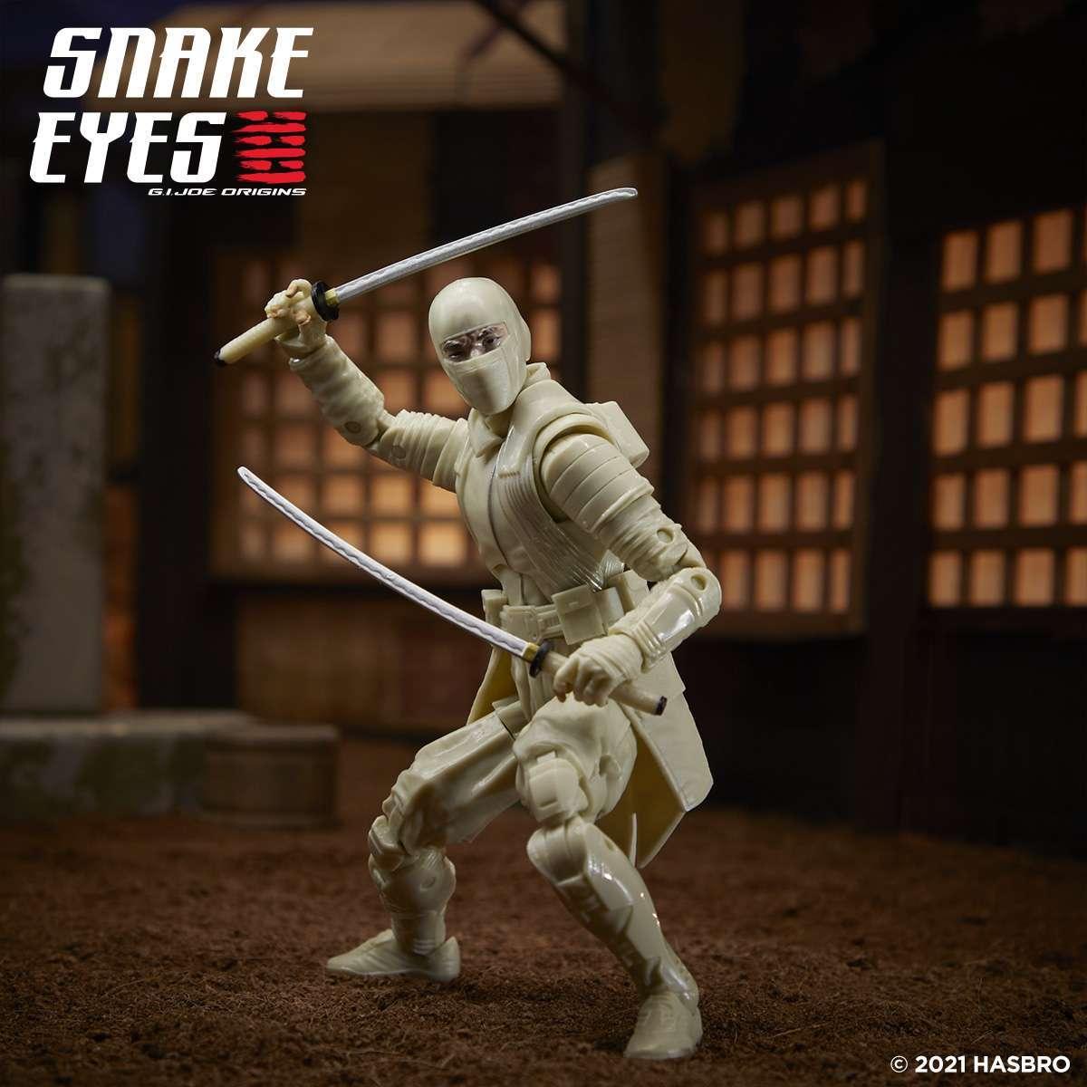 GIJ CS Snake Eyes Storm Shadow 1