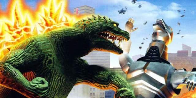 Godzilla game
