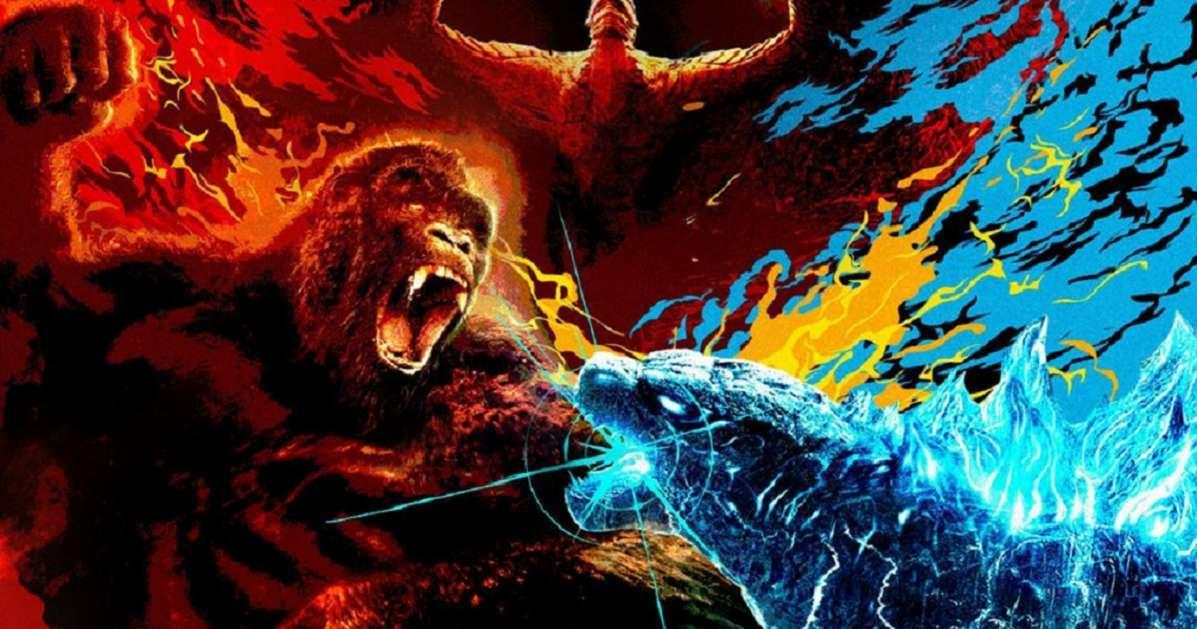 Godzilla Kong MonsterVerse