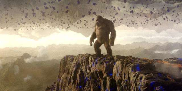 Godzilla Vs Kong Hollow Earth
