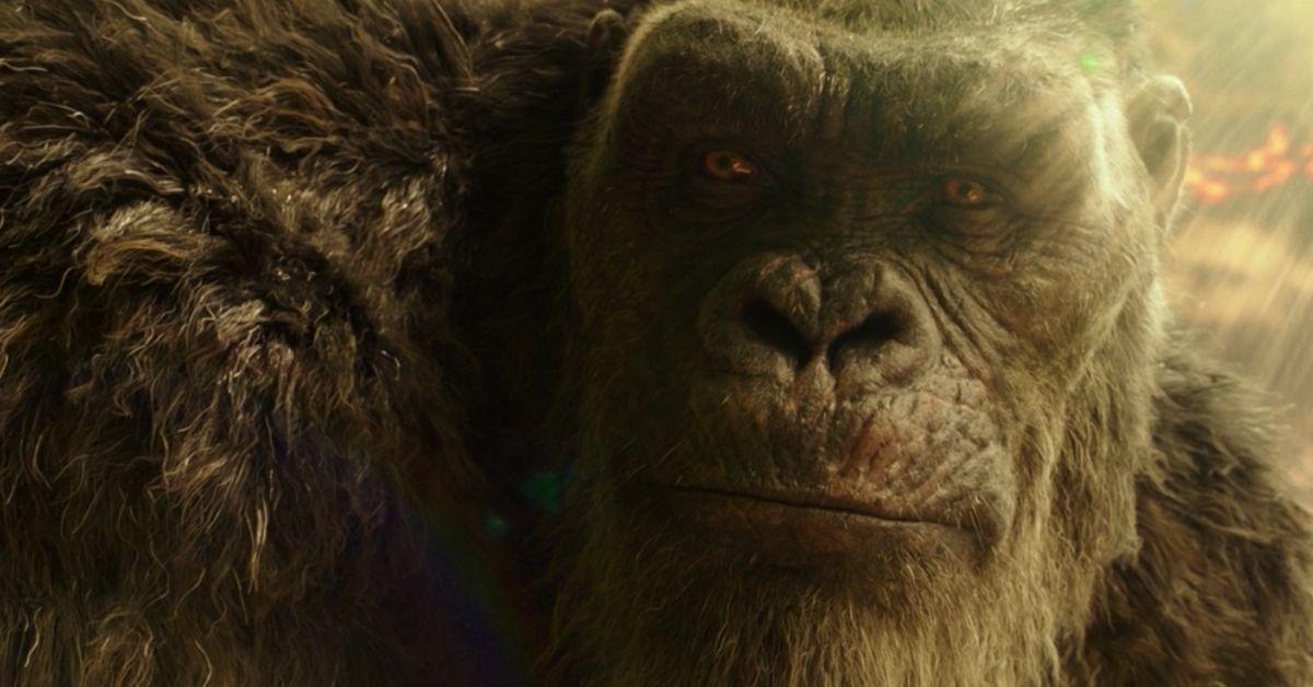 Godzilla vs Kong Hollow Earth Ending