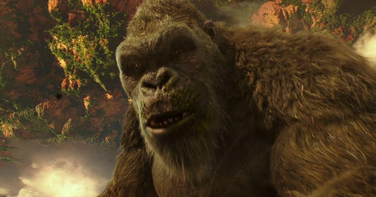 Godzilla vs Kong Hollow Earth Revealed