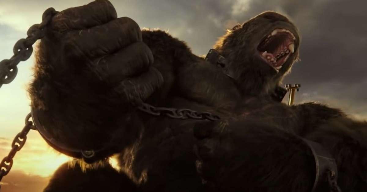 Godzilla Vs Kong Humans