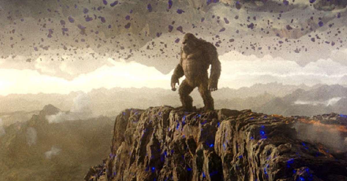Godzilla Vs Kong Kaiju Theory