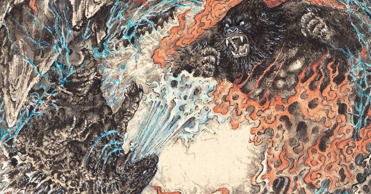 Godzilla vs Kong Poster International
