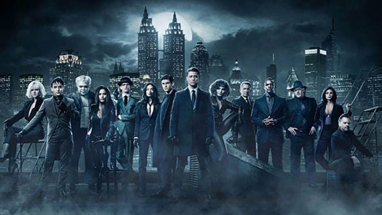 Batman HBO Max Spinoff Gotham PD Showrunner addresses comparison to FOX's Gotham