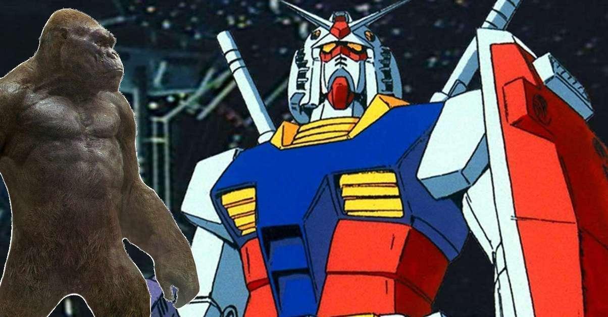 Gundam Kong Crossover