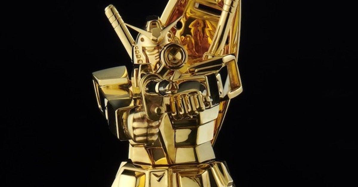 gunpla gold