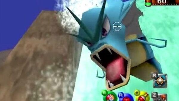 gyarados pokemon snap