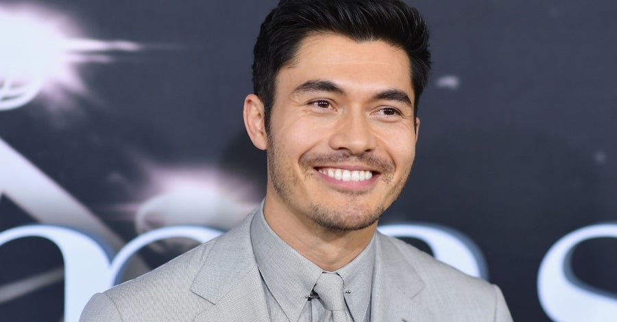 henry golding getty images