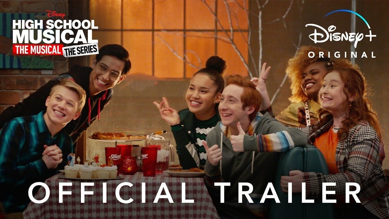 high school musical season 2 trailer