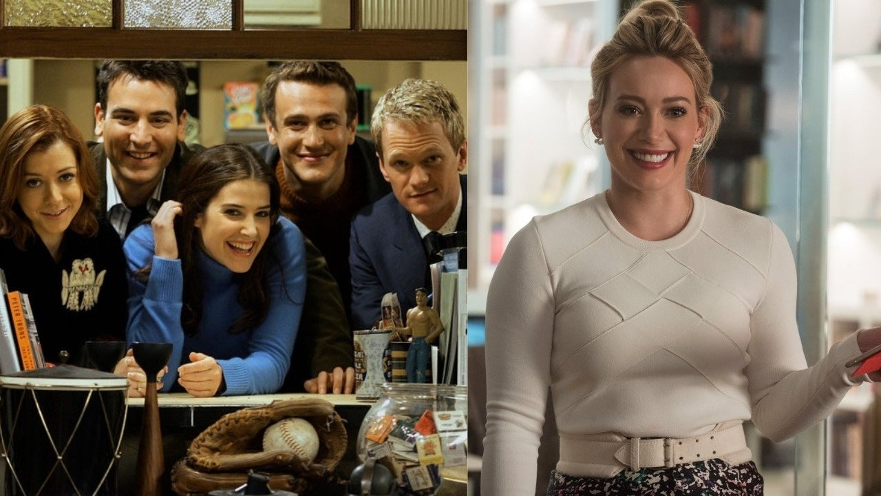 how i met your mother spinoff hilary duff