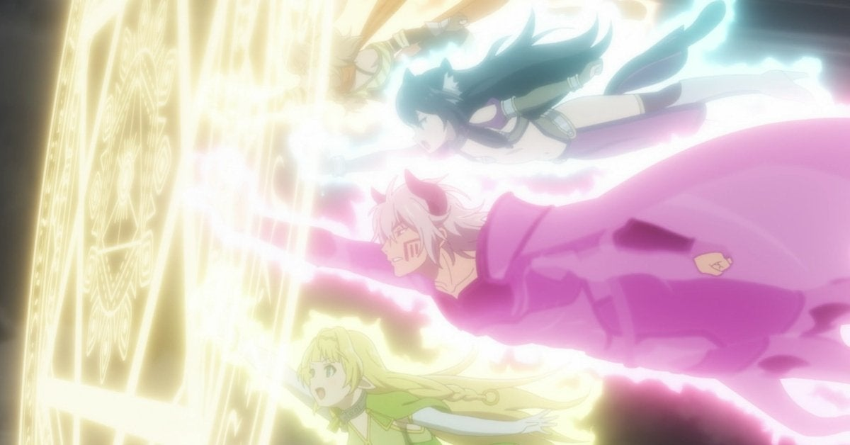 How Not to Summon a Demon Lord Season 2 OP