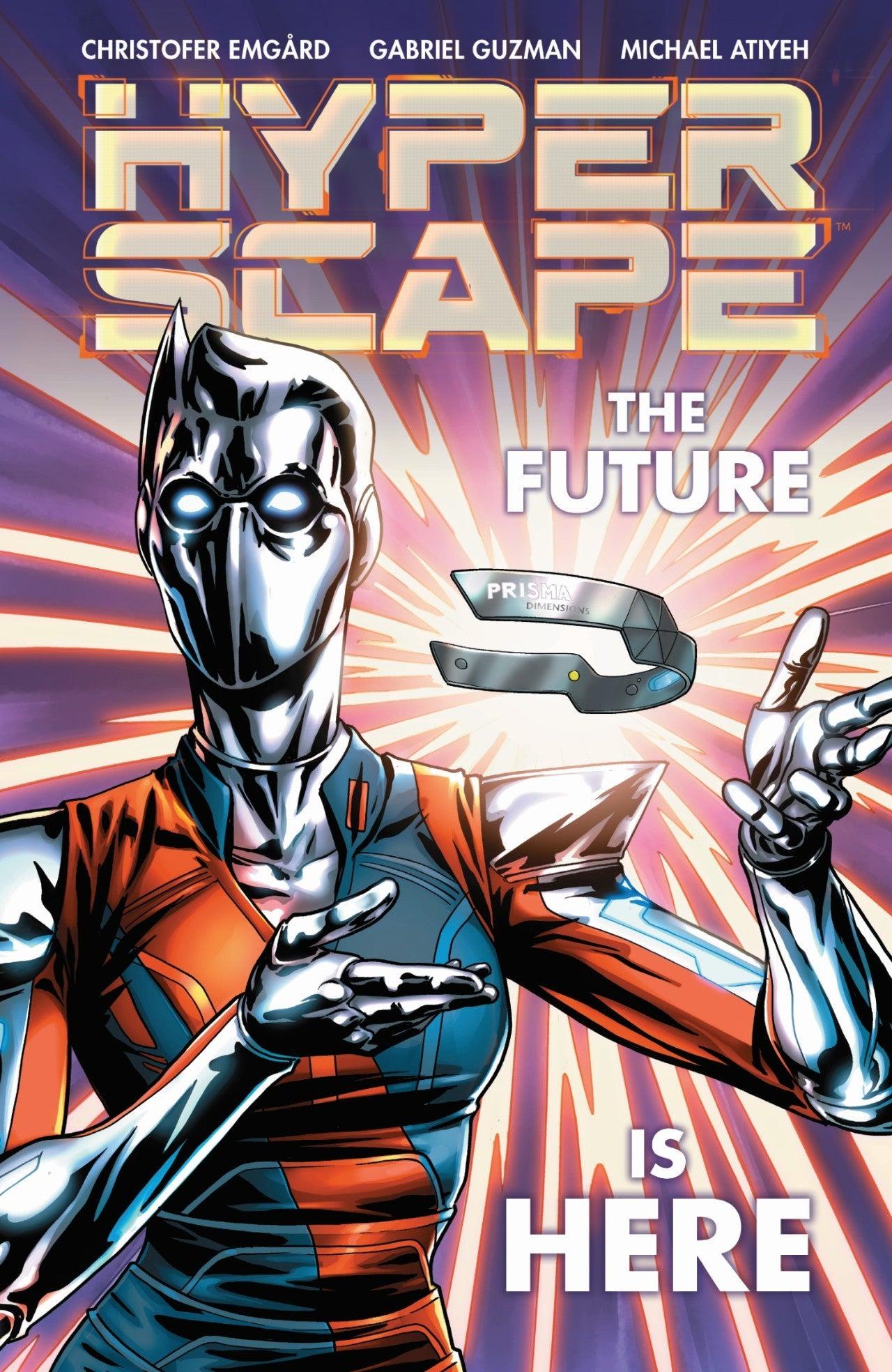 hyper scape tpb cover