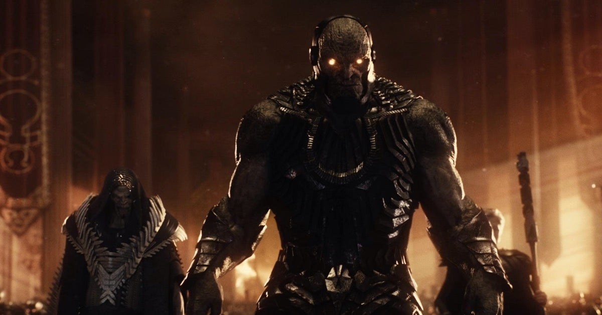 Justice League Snyder Cut Darkseid Ray Porter