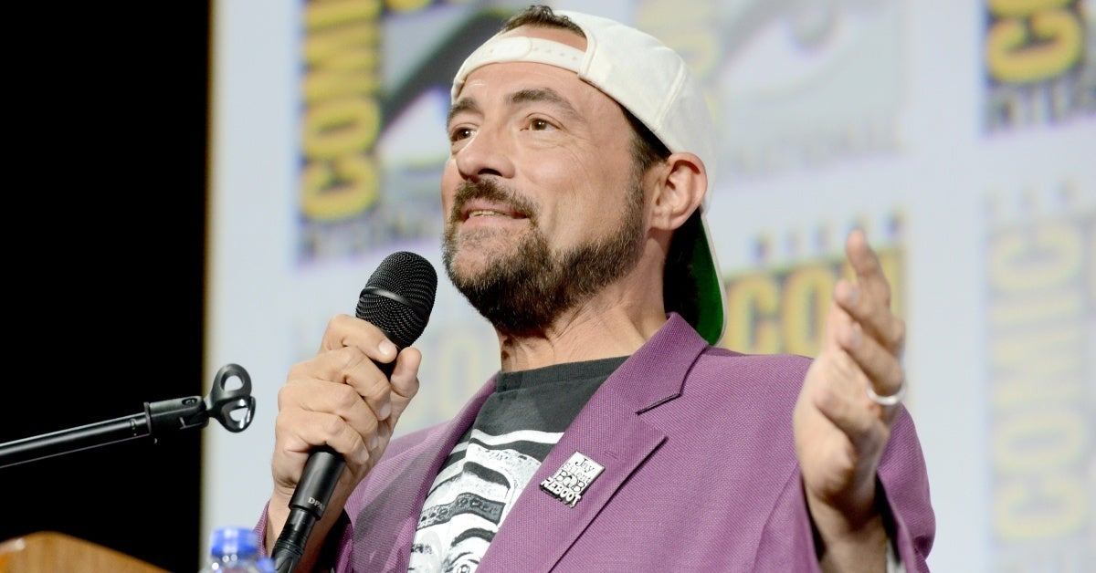 kevin smith sdcc 2019 getty images