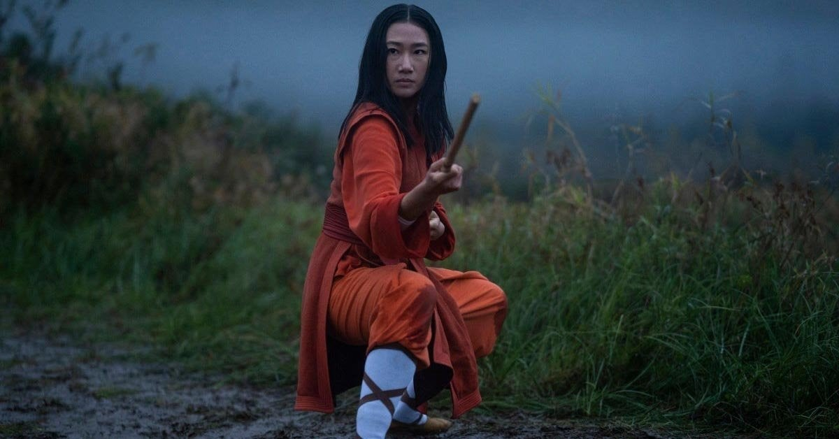 kung fu review the cw