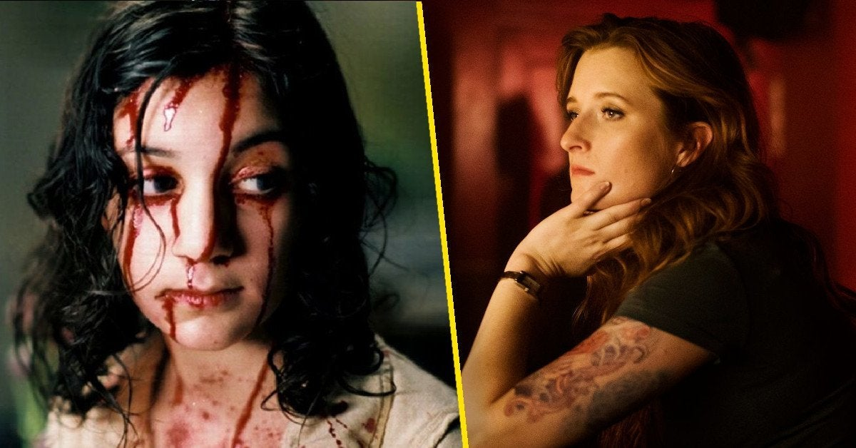 let the right one in showtime mr robot grace gummer