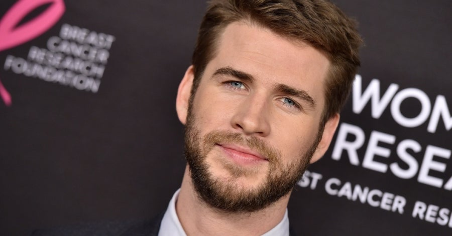 liam hemsworth getty images