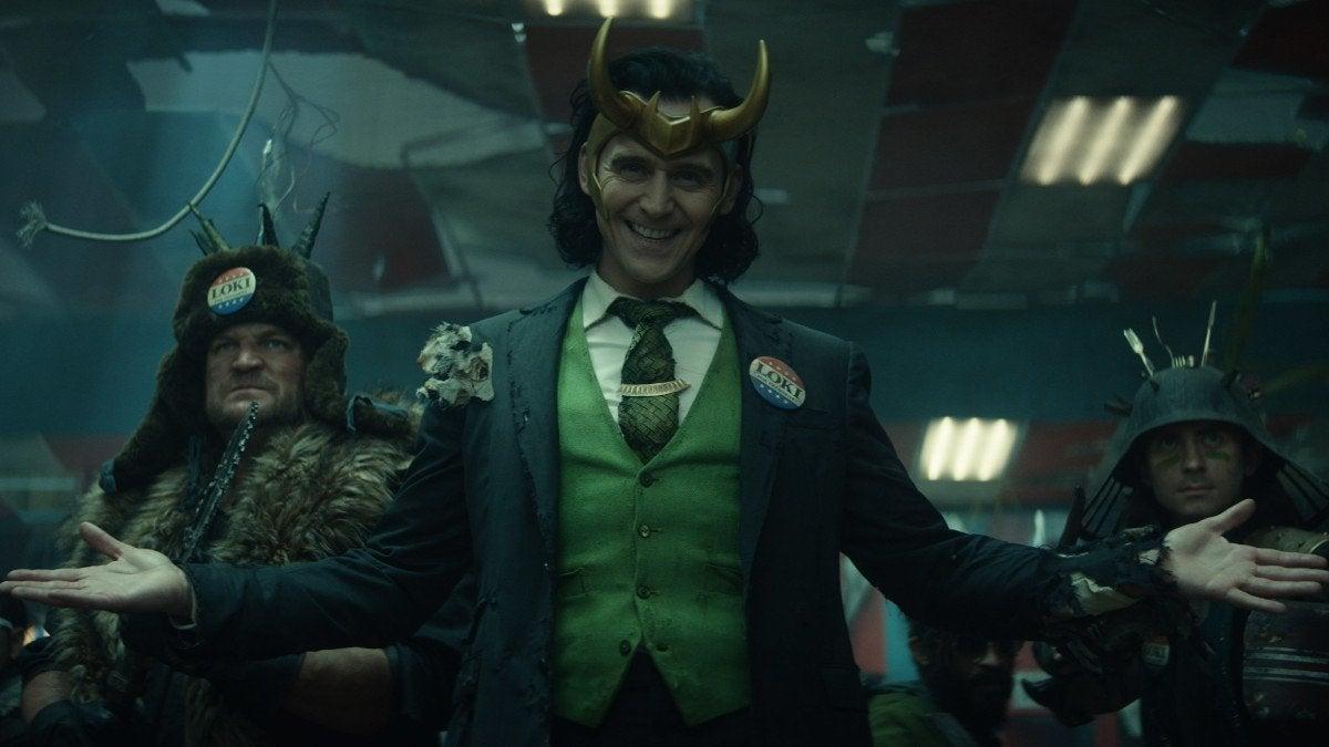 Loki Show Trailer Marvel