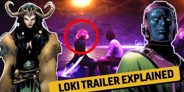 loki trailer explained