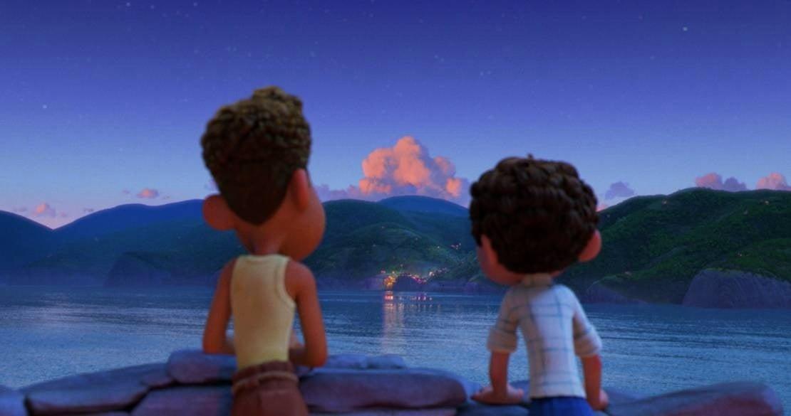 luca ocean view pixar still