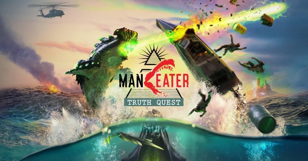 Maneater DLC