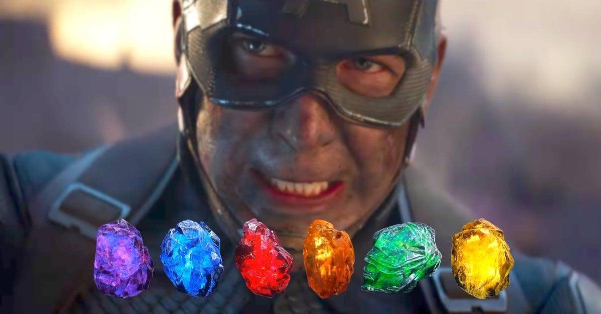 Marvel Captain America Infinity Stones Series Disney Plus